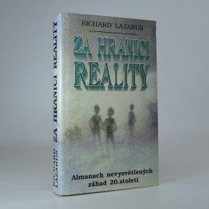 náhled knihy - Za hranicí reality