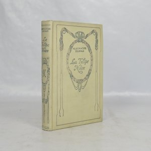 náhled knihy - La Tulipe Noire