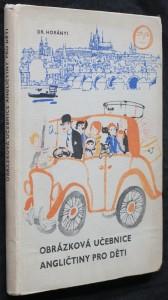 náhled knihy - Obrázková učebnice angličtiny pro děti