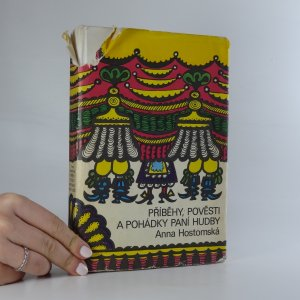 náhled knihy - Příběhy, pověsti a pohádky paní Hudby