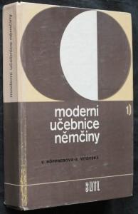 náhled knihy - Moderní učebnice němčiny : němčina pro hospodářskou praxi. 1. [díl]