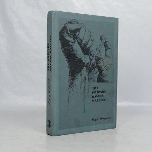 náhled knihy - Tři případy Davida Mallina