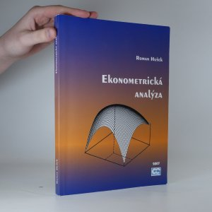 náhled knihy - Ekonometrická analýza