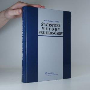 náhled knihy - Štatistické metódy pre ekonómov