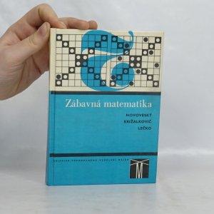 náhled knihy - Zábavná matematika