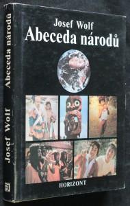náhled knihy - Abeceda národů : výkladový slovník kmenů, národností a národů