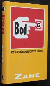 náhled knihy - Bod G