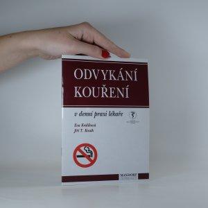 náhled knihy - Odvykání kouření v denní praxi lékaře