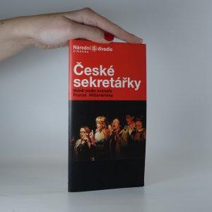 náhled knihy - České sekretářky. Volně podle scénáře Franze Wittenbrinka
