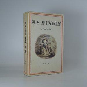 náhled knihy - A. S. Puškin. Výbor z díla