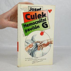 náhled knihy - Nemocniční pavilon G