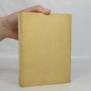 antikvární kniha Nejvyšší láska, 1925