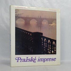 náhled knihy - Pražské imprese