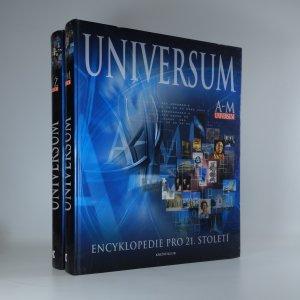 náhled knihy - Universum A–Ž. Encyklopedie pro 21. století (2 svazky)