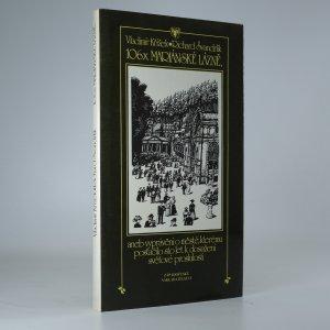 náhled knihy - 106x Mariánské Lázně