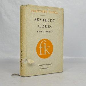 náhled knihy - Skythský jezdec a jiné novely