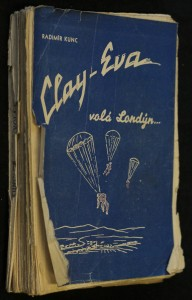 náhled knihy - Clay-Eva volá Londýn