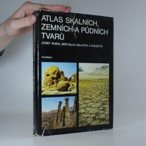 náhled knihy - Atlas skalních, zemních a půdních tvarů