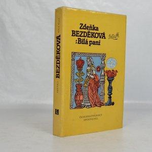náhled knihy - Bílá paní : Obnovený obraz