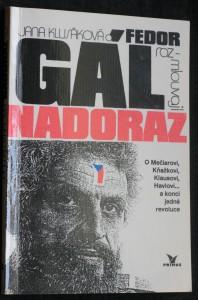 náhled knihy - Nadoraz : O Mečiarovi, Kňažkovi, Klausovi, Havlovi... a konci jednej revolúcie