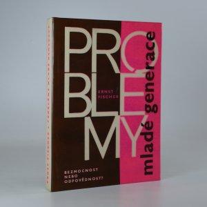 náhled knihy - Problémy mladé generace