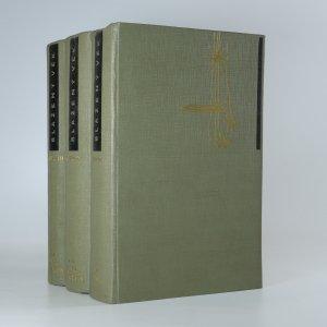 náhled knihy - Blažený věk. 1.–3. díl (3 svazky)
