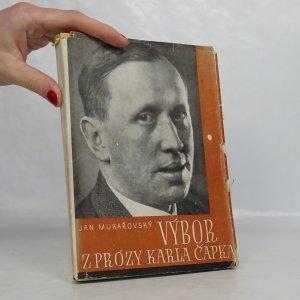 náhled knihy - Výbor z prózy Karla Čapka