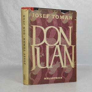 náhled knihy - Don Juan : Život a smrt Dona Miguela z Mañary