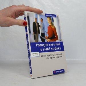 náhled knihy - Poznejte své silné a slabé stránky : základ úspěšného stanovení cílů a plánů v kariéře