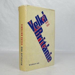 náhled knihy - Velká Británie 1945-1964