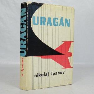 náhled knihy - Uragán