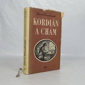 náhled knihy - Kordián a chám