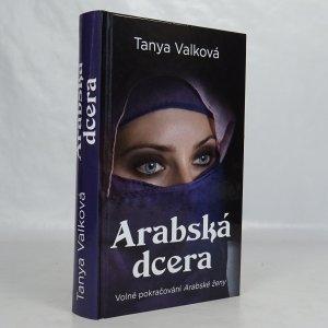 náhled knihy - Arabská dcera