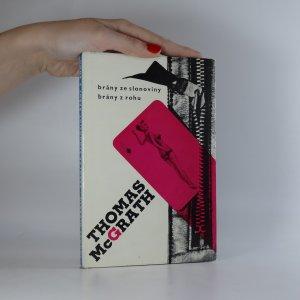 náhled knihy - Brány ze slonoviny, brány z rohu