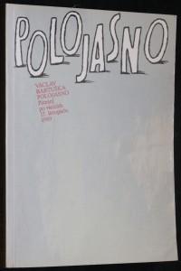 náhled knihy - Polojasno : pátrání po vinících 17. listopadu 1989