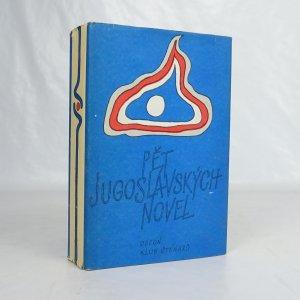 náhled knihy - Pět jugoslávských novel