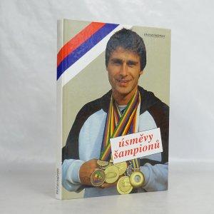 náhled knihy - Úsměvy šampionů