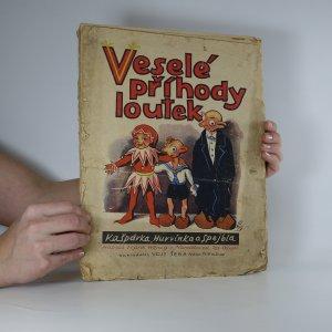 náhled knihy - Veselé příhody loutek Kašpárka, Hurvínka a Spejbla
