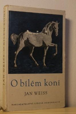 náhled knihy - O bílém koni : 3 novely