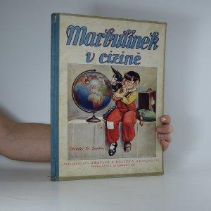 náhled knihy - Marbulínek v cizině