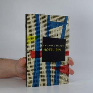 náhled knihy - Hotel Řím