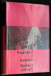 náhled knihy - Paprsky z popela : Příběh města, které vstalo z mrtvých