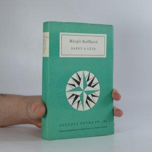 náhled knihy - Barvy a léta