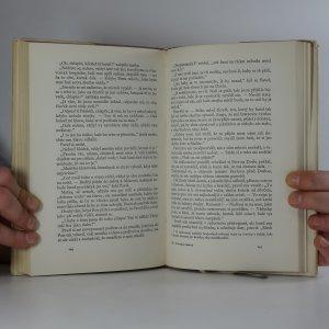 antikvární kniha Pohorská vesnice, 1956