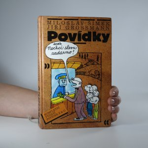 náhled knihy - Povídky aneb Nechci slevu zadarmo!