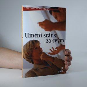 náhled knihy - Umění stát si za svým