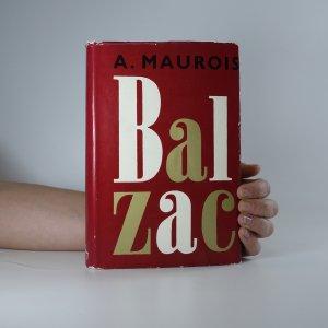 náhled knihy - Prométheus aneb Život Balzacův