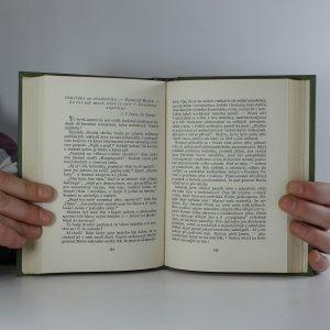antikvární kniha Dílo Jana Nerudy XII. Feuilletony z r. 1863-1864, 1924