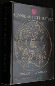 náhled knihy - Slovník antické kultury