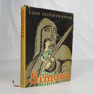 náhled knihy - Šimona